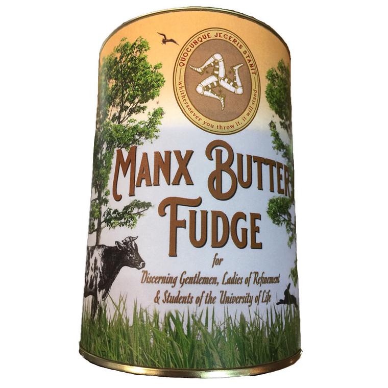 Manx butter fudge