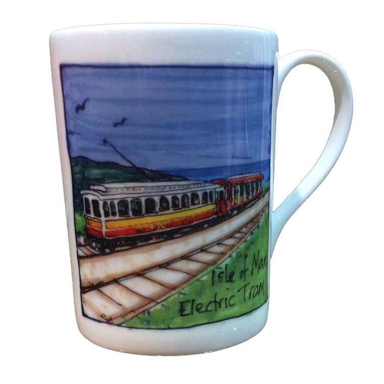 IOM electric tram railway