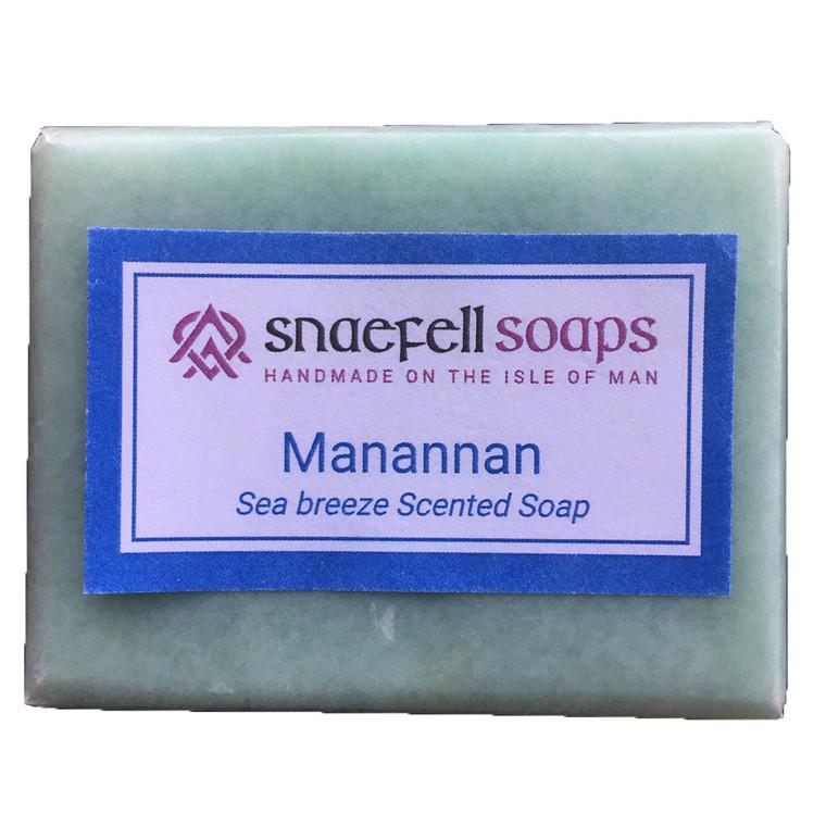Snaefell Soaps, Manannan