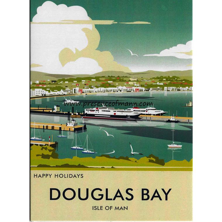 Douglas greeting card