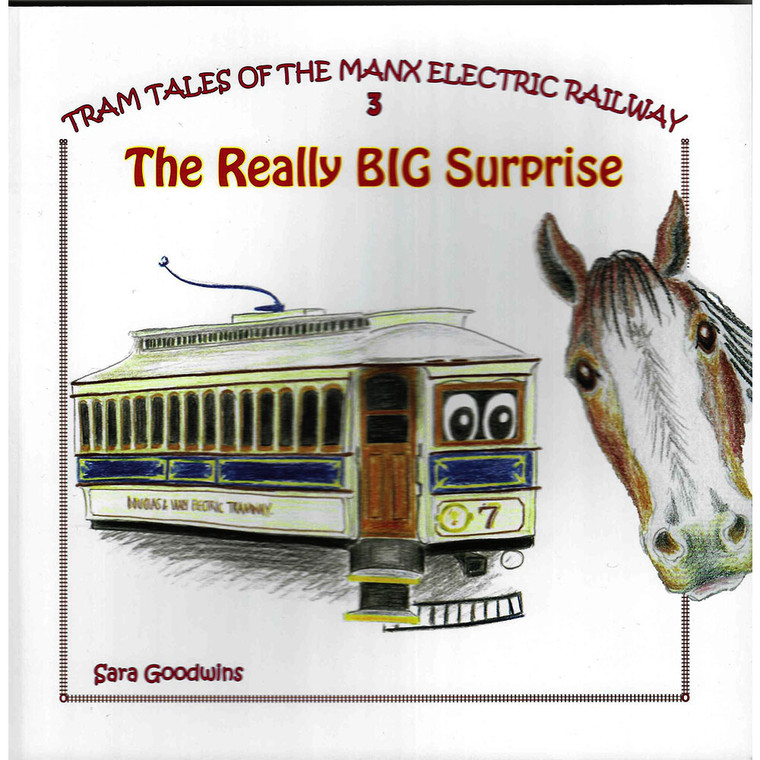 Children's story about trams