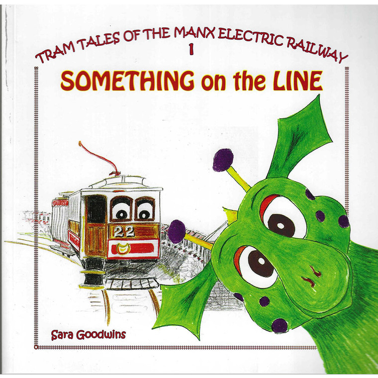 dinosaur and tram book