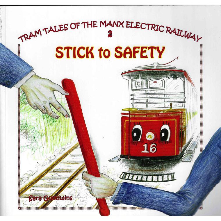 Manx tram children's book