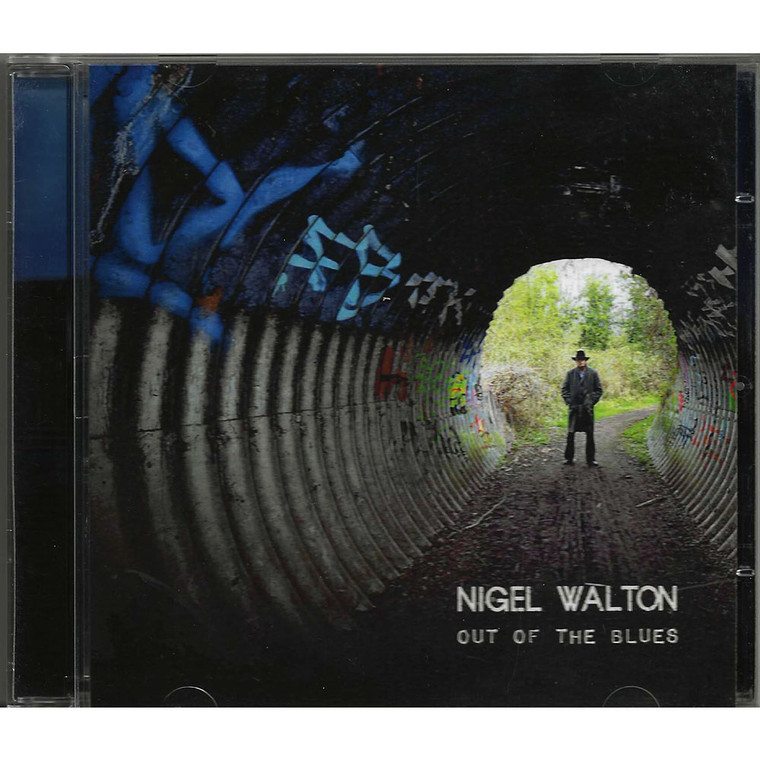 Nigel Walton-Out of the Blues Music CD