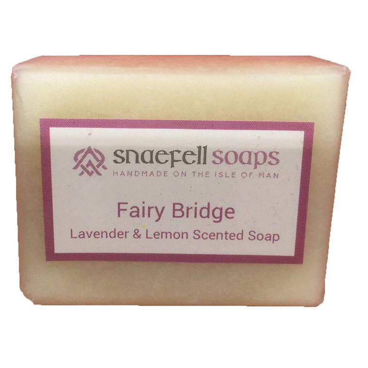 fairy bridge soap bar