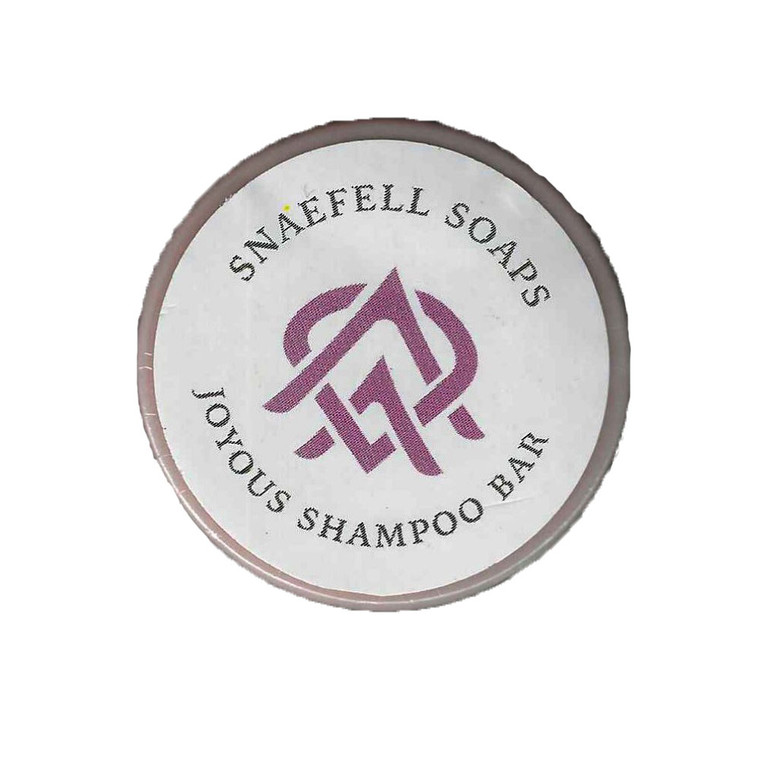 Shampoo bar from Snaefell Soaps