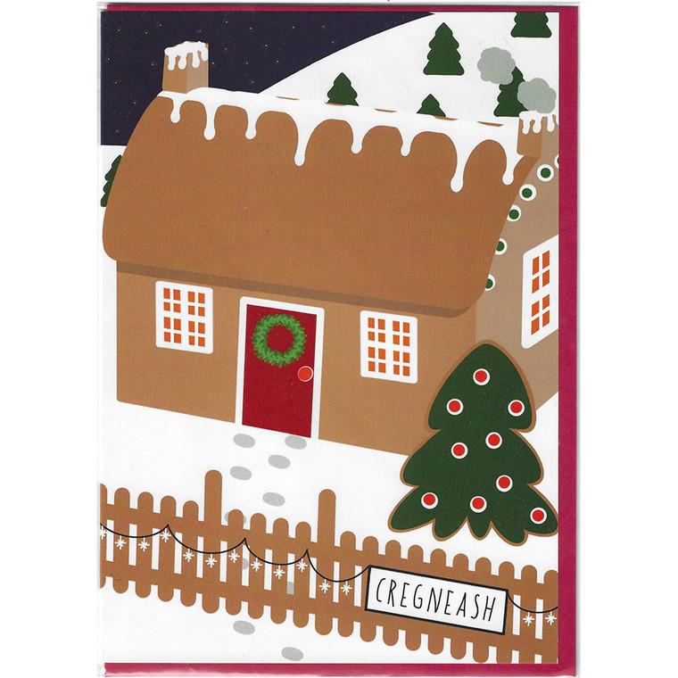 Cregneash Christmas Card