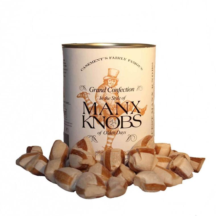 Captain Casement's Fairly Famous Manx Knobs