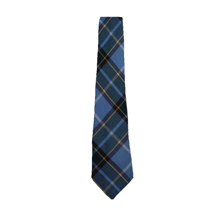 Manx Tartan Tie