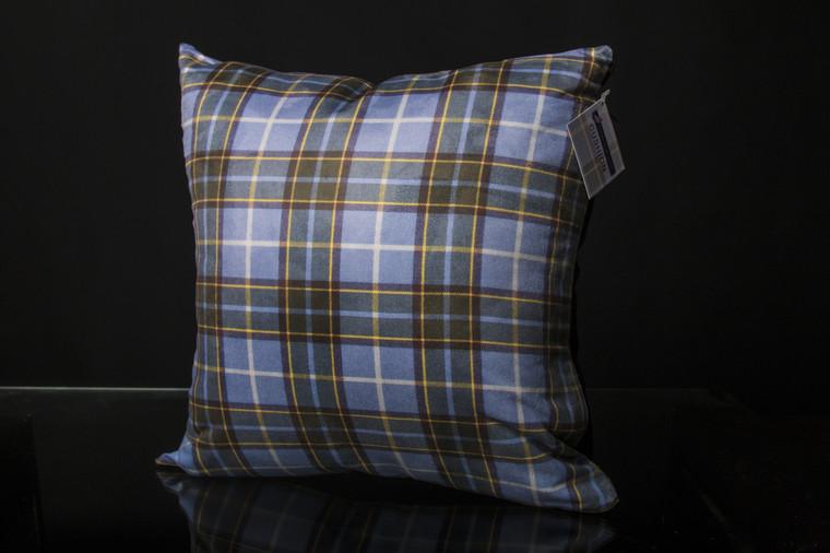 Laxey Manx Tartan Cushion