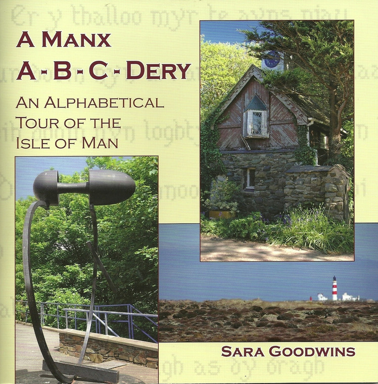 A Manx A-B-C-Dery - front cover