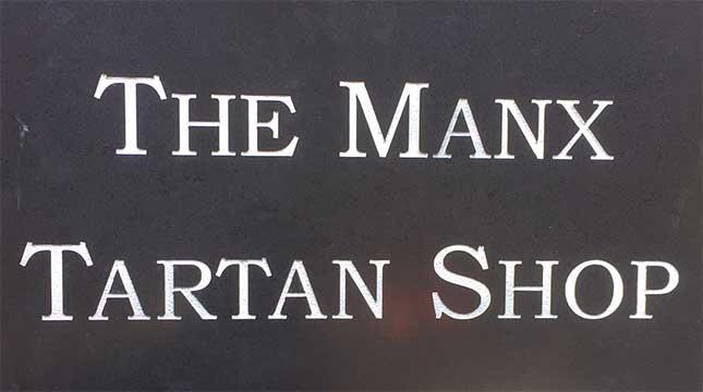 Manx Tartan Shop
