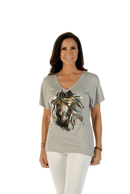 7834 Trusted Friend - Ladies USA Made Shirt
