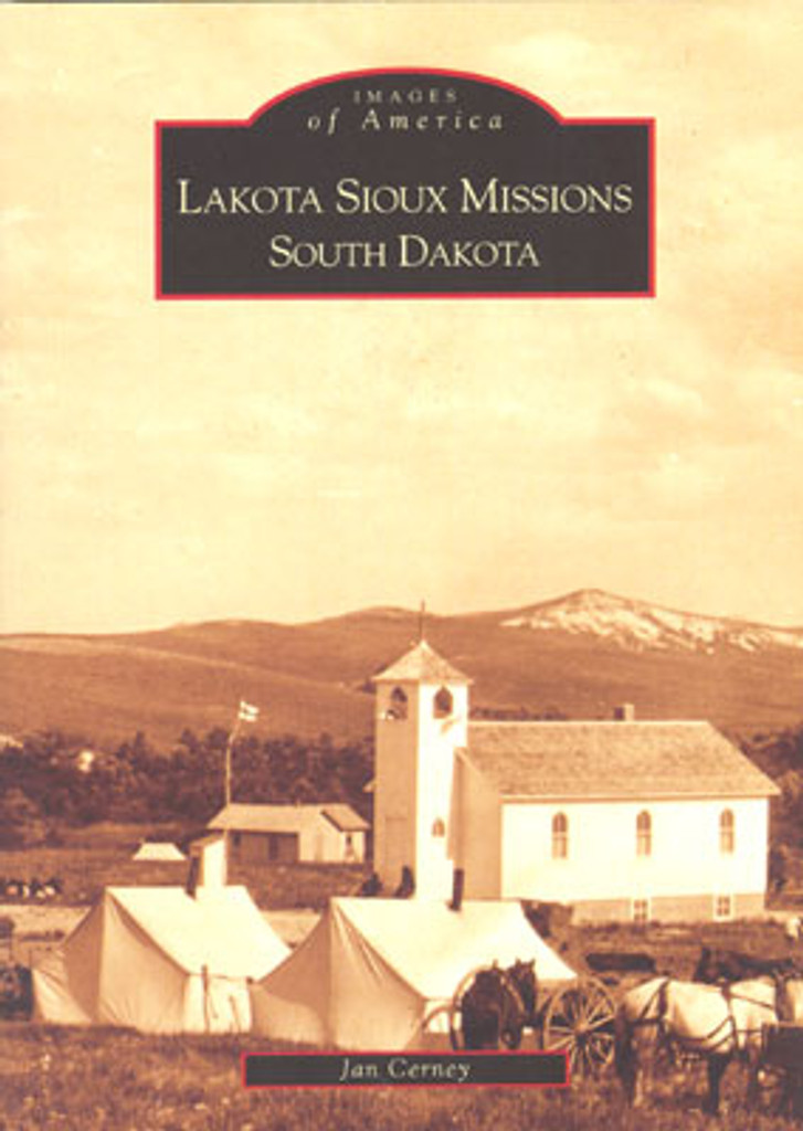 Book: Lakota Sioux Missions - South Dakota