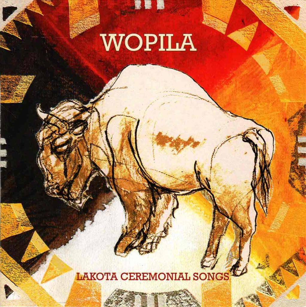 Wopila: Lakota Ceremonial Songs CD