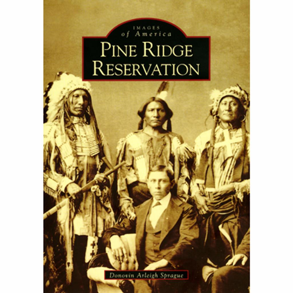 Book: Pine Ridge Reservation, South Dakota