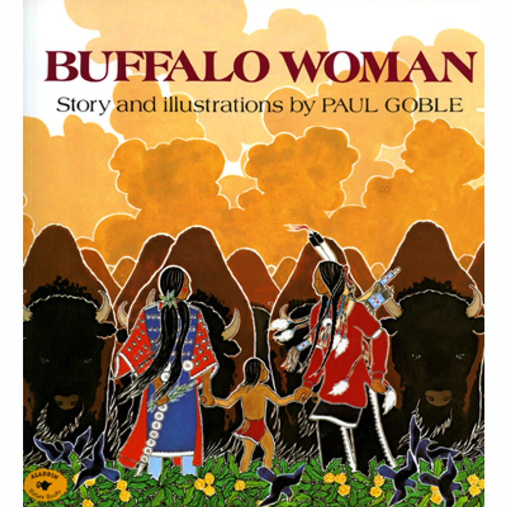 Buffalo Woman - Children's Book