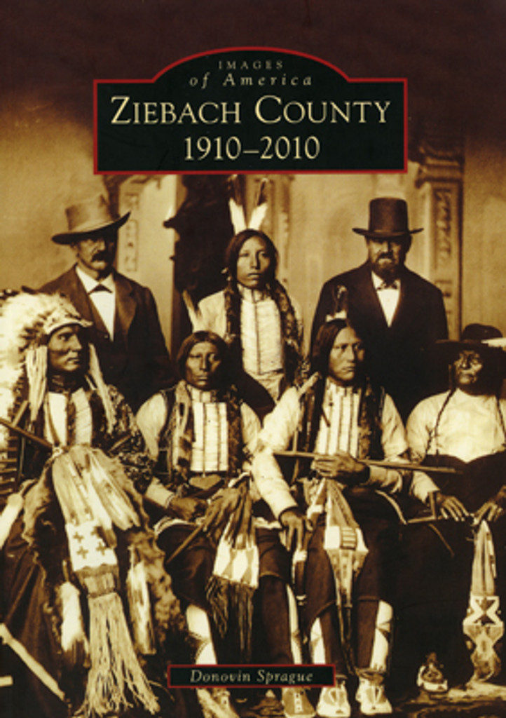 Book: Images Of America - Ziebach County, 1910-2010
