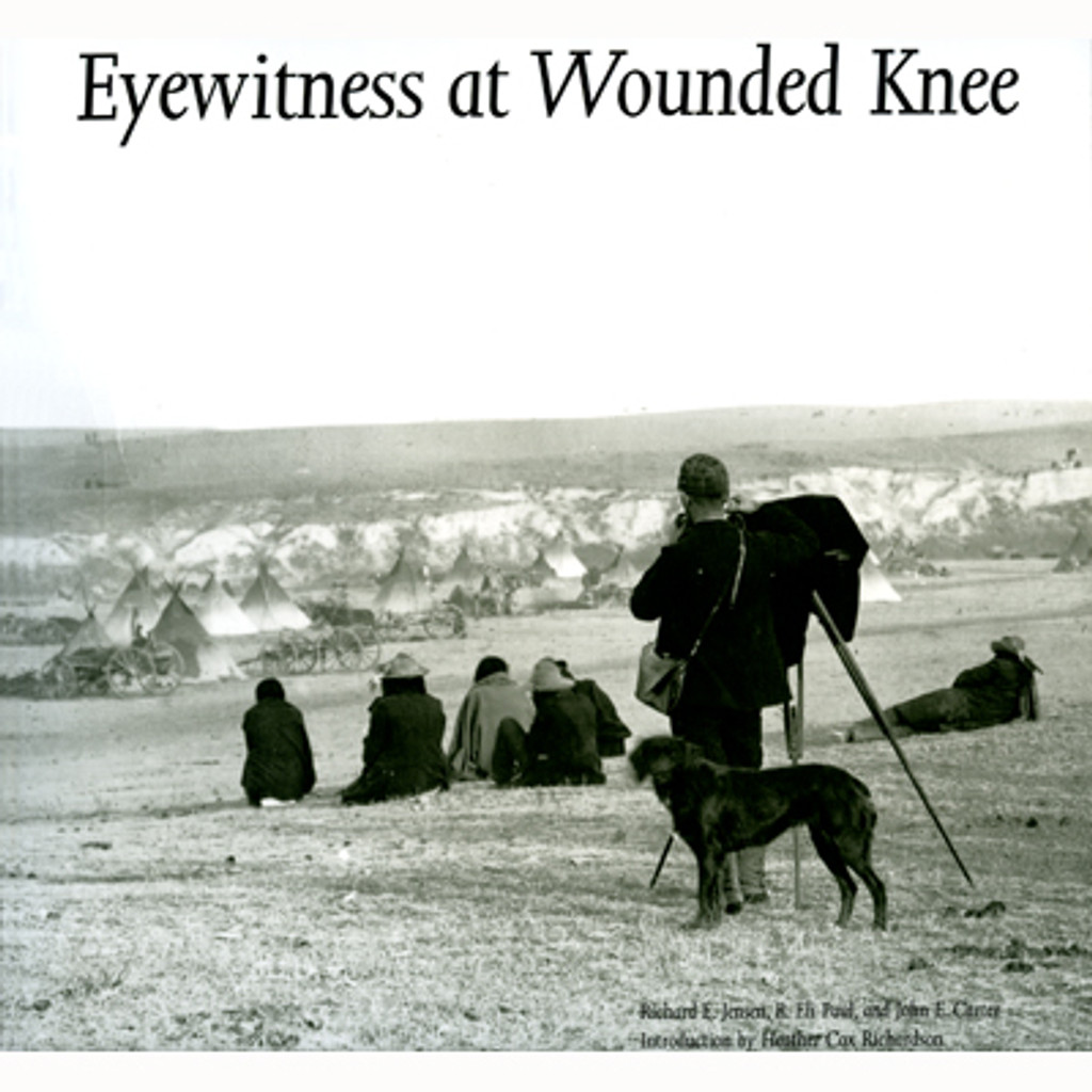 Eyewitness At Wounded Knee Book