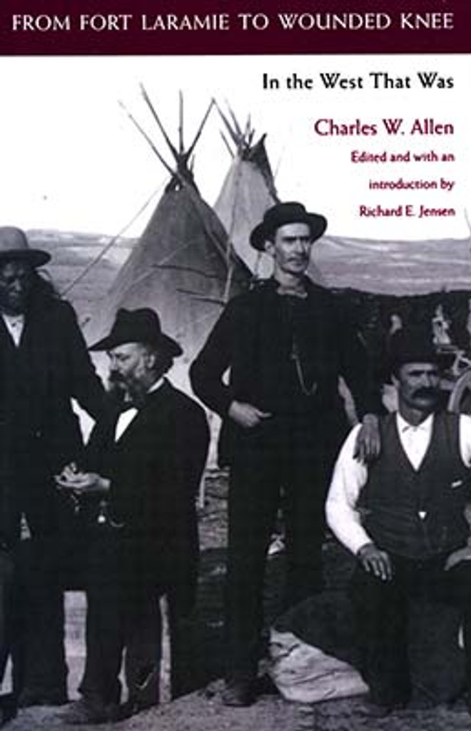 From Fort Laramie to Wounded Knee - Book