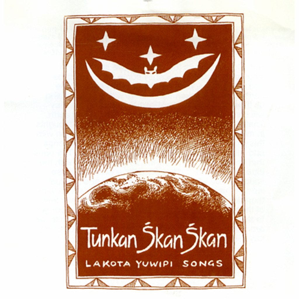 CD - Lorenzo Eagle Road - Tunkan Skan Skan - Lakota Yuwipi Songs