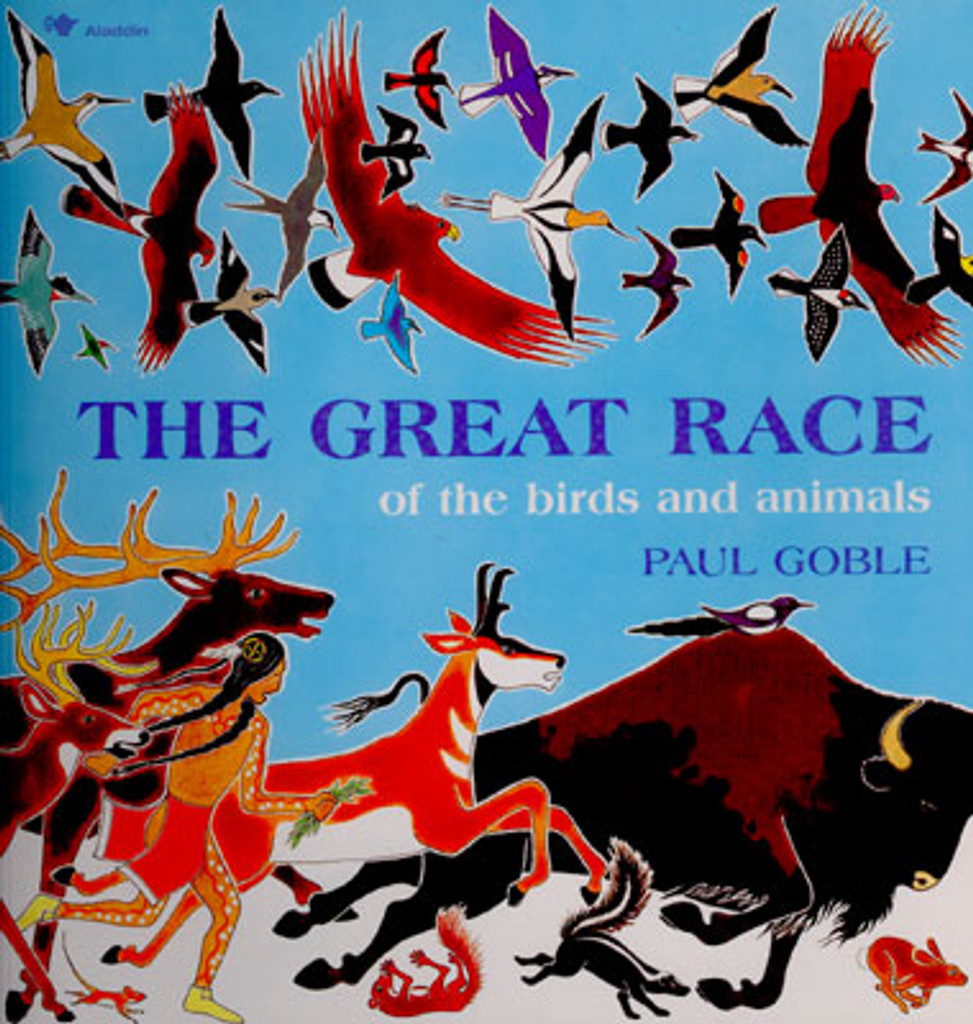 The Great Race - Children's Book