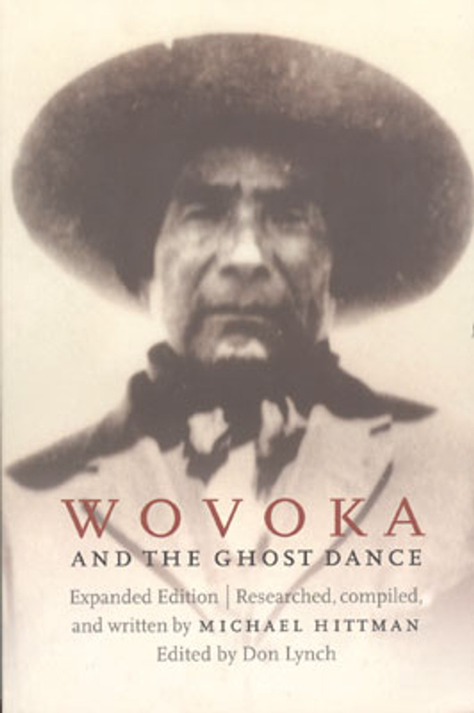 Book: Wovoka and the Ghost Dance