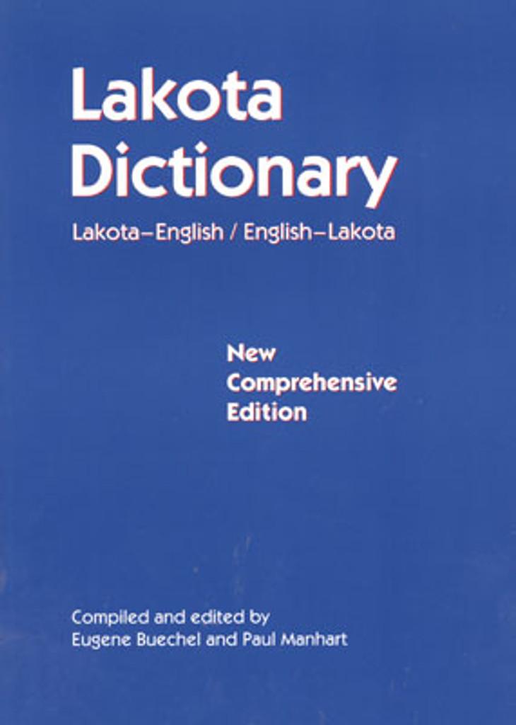 Book - Lakota Dictionary
