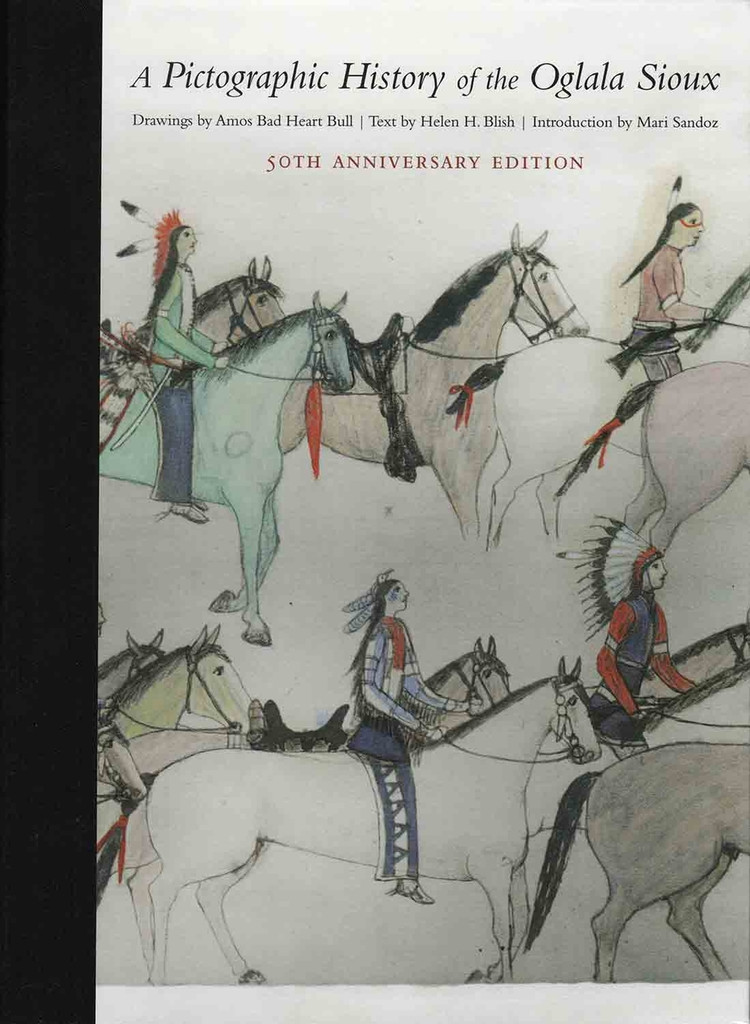 Book - A Pictographic History of the Oglala Sioux: 50th Anniversary Edition