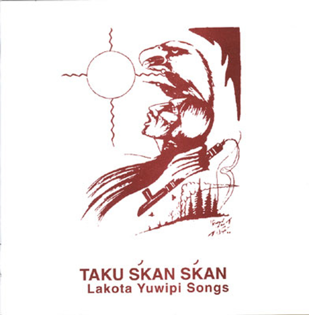 CD - Taku Skan Skan (Yuwipi Songs)