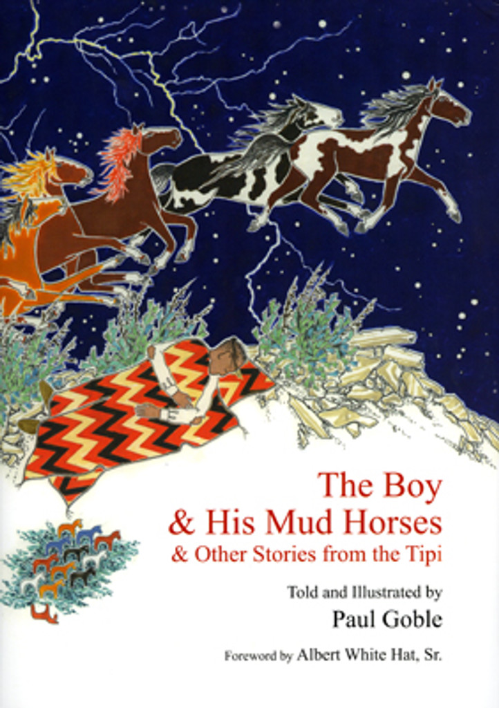 The Boy & His Mud Horses & Other Stories From The Tipi : Children's Book