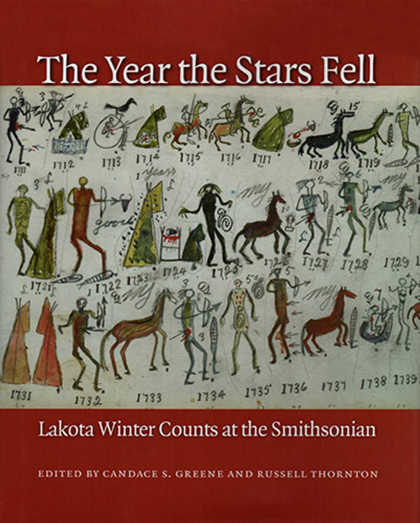 Book - The Year the Stars Fell: Lakota Winter Counts at the Smithsonian