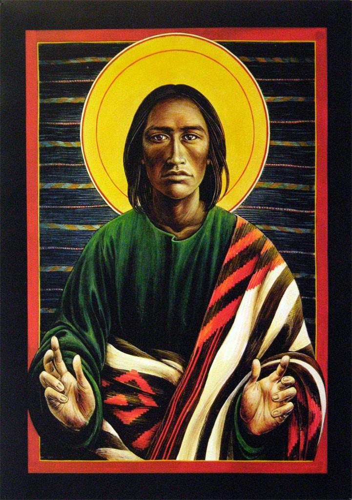 Compassionate Christ   Father John Giuliani   print