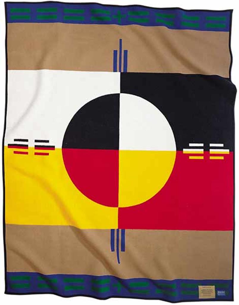Pendleton Blanket: Circle of Life