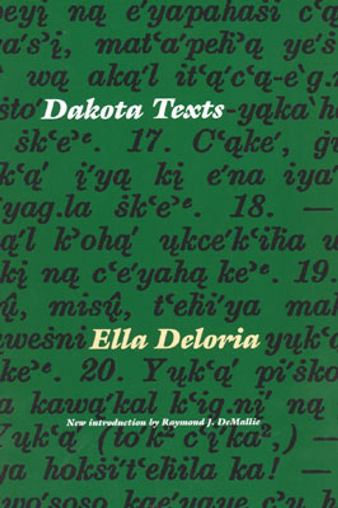 Dakota Texts (Language Book)