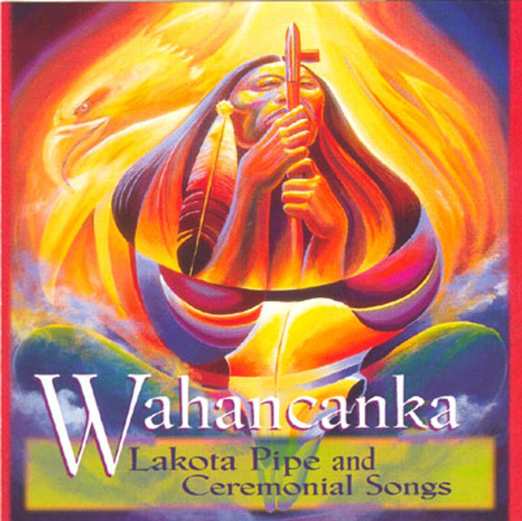 CD - Joseph Shields - Wahancanka, Lakota Pipe & Ceremonial Songs