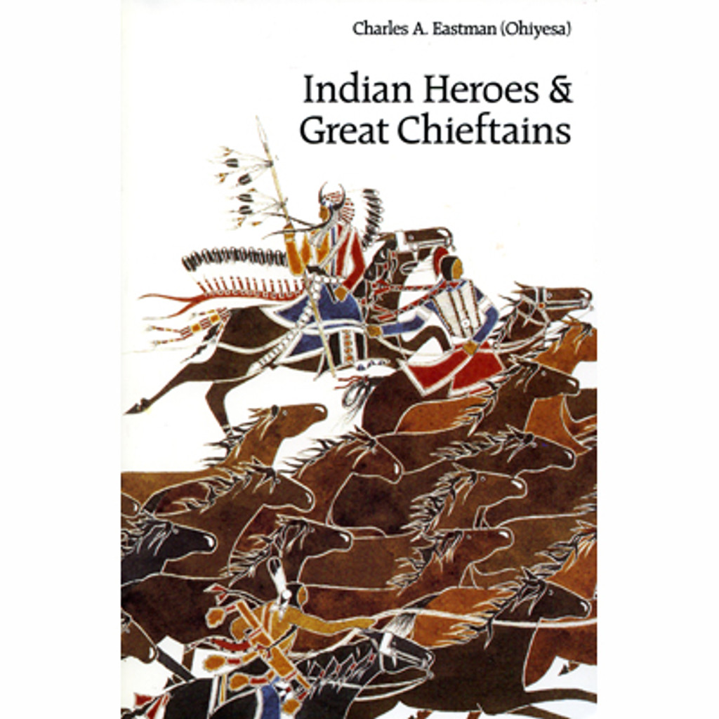 Book: Indian Heroes & Great Chieftains