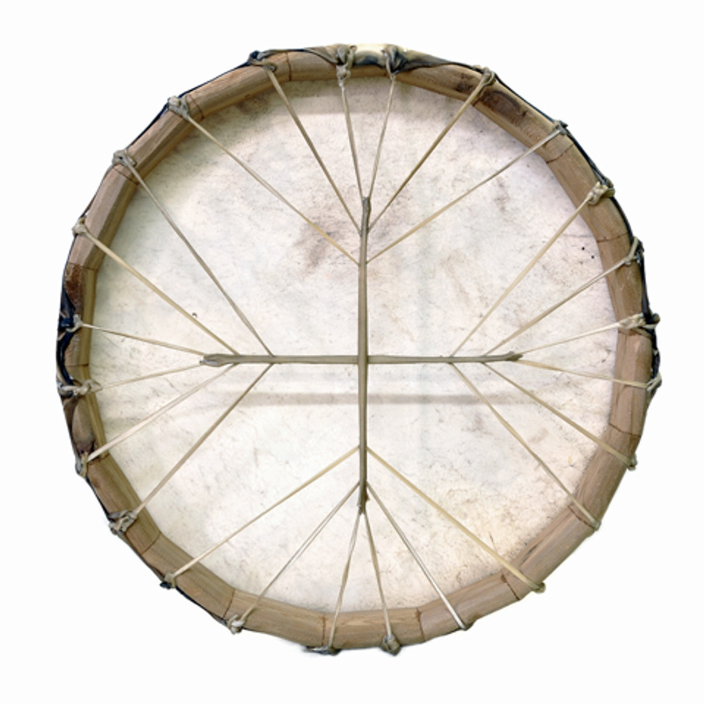 Deer Skin Hand Drums (Stained)