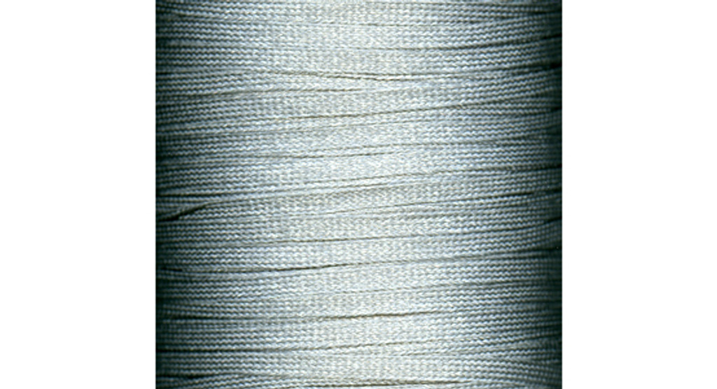 Flat Fringe: Silver