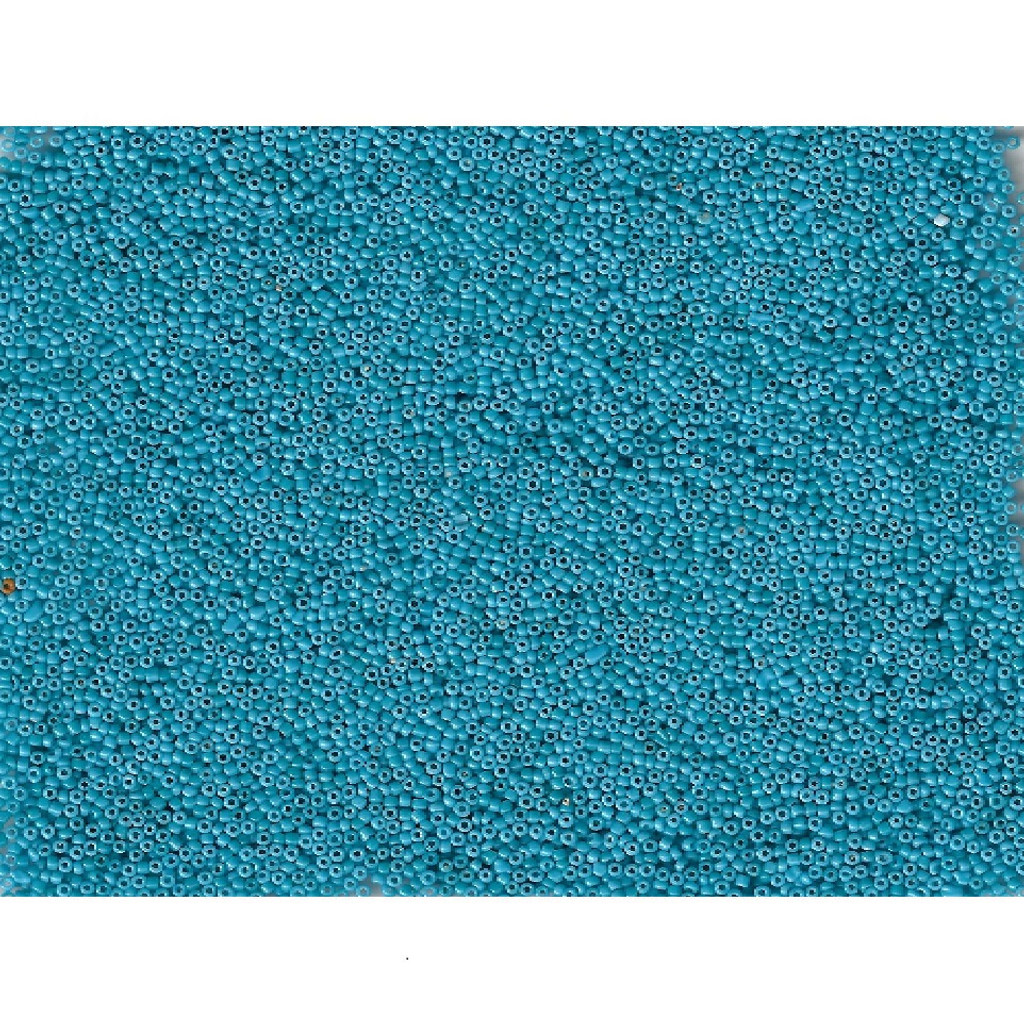 Venetian Glass Bead Turquoise 3 Translucent: Size 12/0