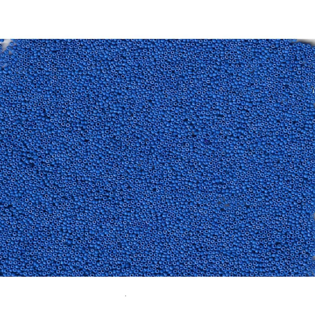 Venetian Glass Beads Navy Blue 3 Opaque: Size 12/0