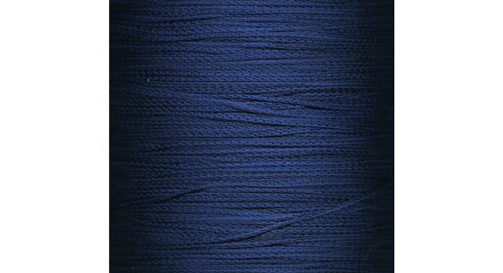 Chainette Fringe: Navy