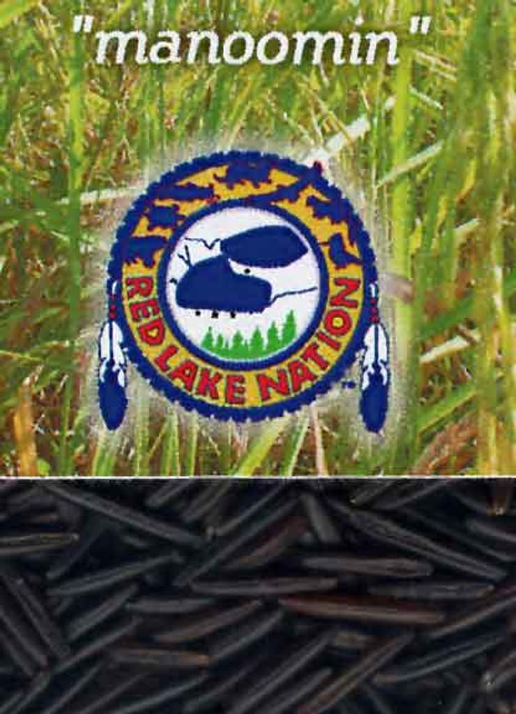 Wild Rice - Red Lake Logo