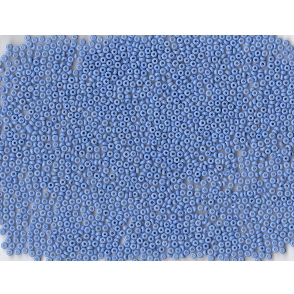 Venetian Glass Beads Blue 22 Opaque: Size 09/0