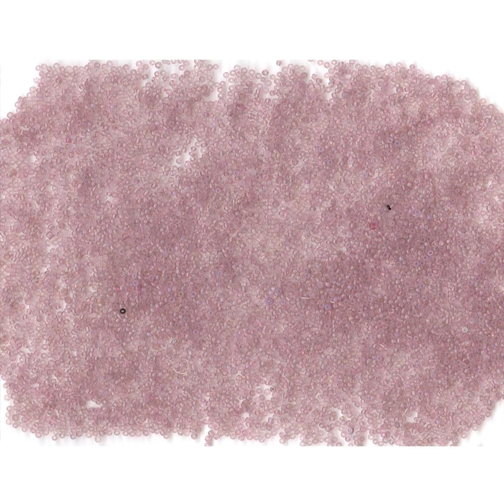 Venetian Lavender 1 Opaline Glass Bead: Size 13/0