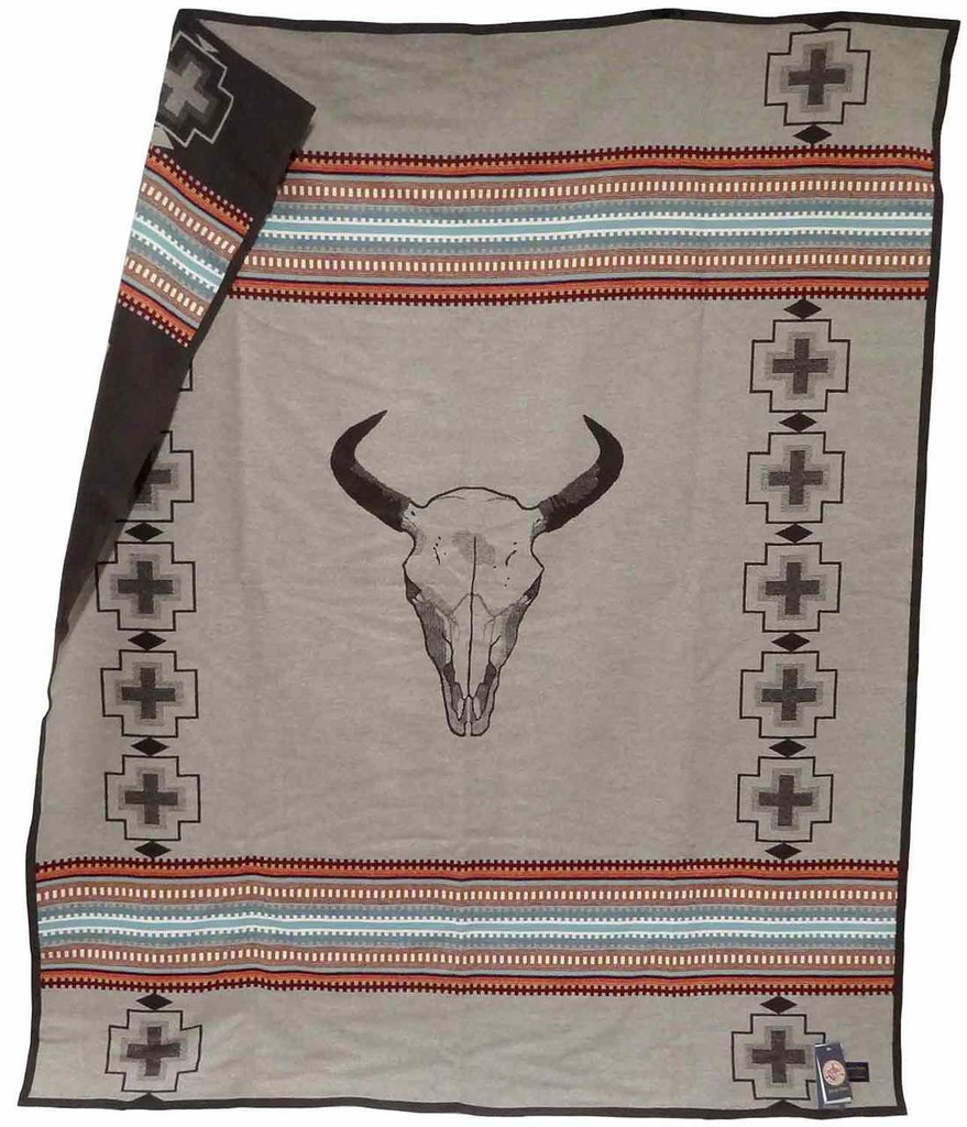 Pendleton Blanket: American West - Tan
