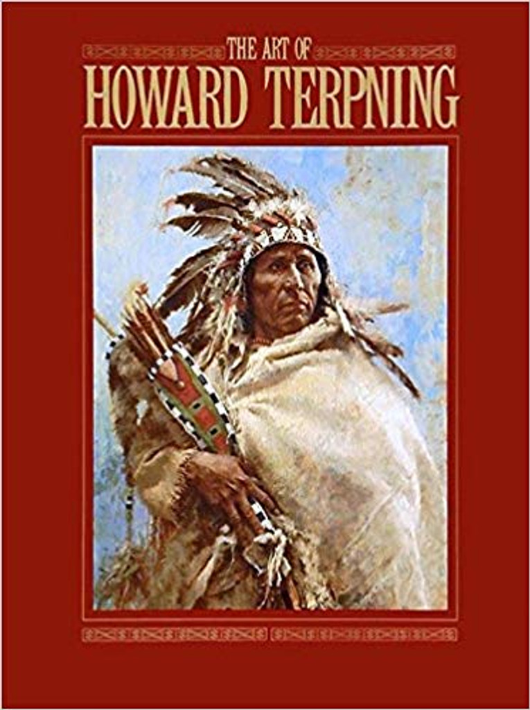 The Art of Howard Terpning - Book