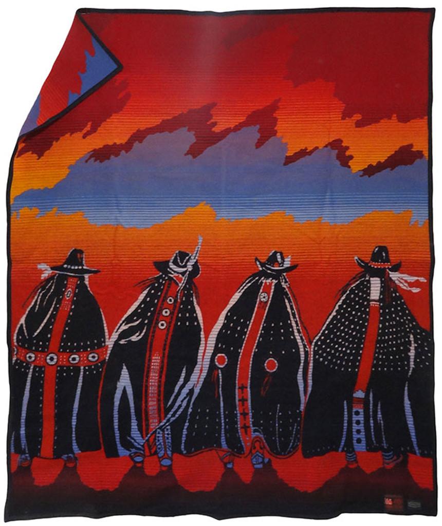 Pendleton Blanket: Legendary Series - Rodeo Sisters