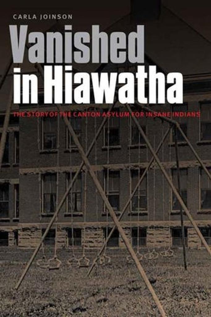 cover-Vanished in Hiawatha