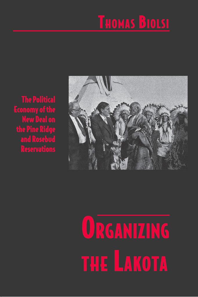 Cover-Organizing the Lakota